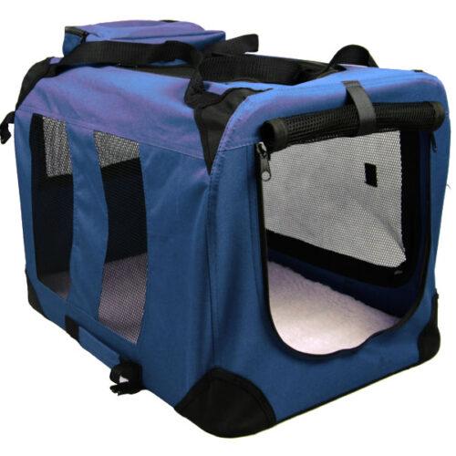 Dog Transport Box + Lying Mat (size M