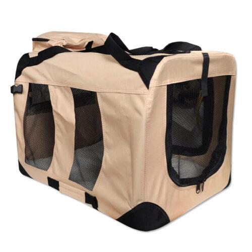 Dog Transport Box + Lying Mat (size XL