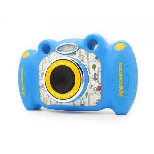 Easypix Kinder Digitalkamera KiddyPix Blizz (Blue)