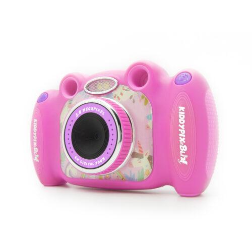 Easypix Kinder Digitalkamera KiddyPix Blizz (Pink)
