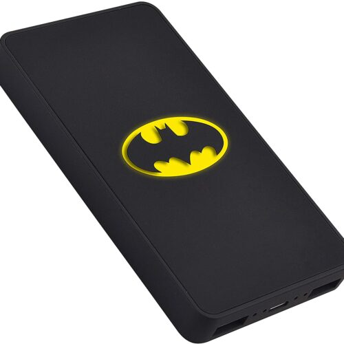 Emtec Powerbank Batman 5000mAh ECCHA5U900DC02