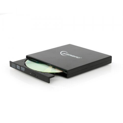 Gembird Externes USB-DVD-Laufwerk DVD-USB-02