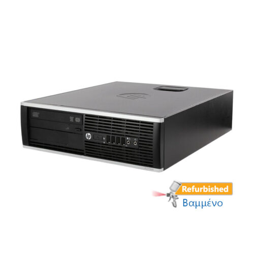 HP 6300Pro SFF i5-3470/4GB DDR3/500GB/DVD/8P Grade A+ Refurbished PC