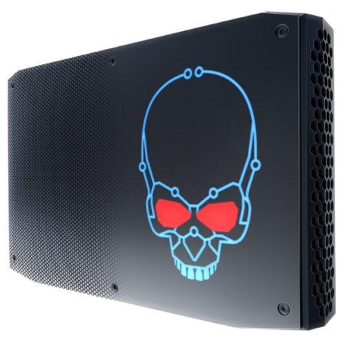 Intel NUC Kit   Core i7 8809G, 2x DDR4, 2x M.2, Radeon RX Vega BOXNUC8I7HVK2