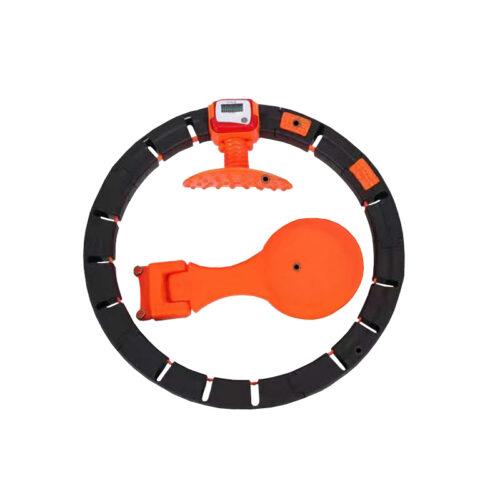 Intelligent Hula Hoop (Orange-Black)