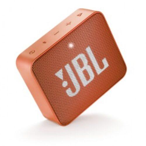 JBL GO 2 portable speaker Coral Orange JBLGO2ORG