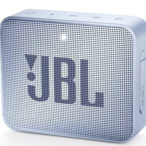 JBL GO 2 portable speaker Icecube Cyan JBLGO2CYAN