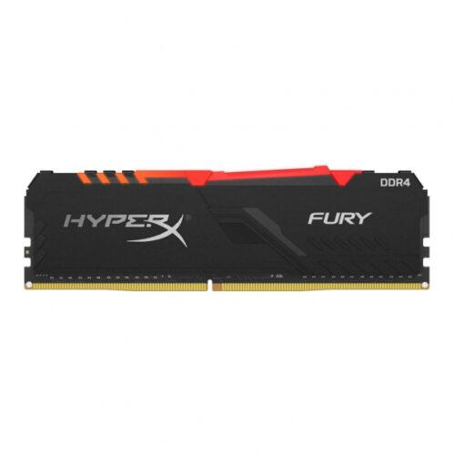 Kingston HyperX FURY RGB DDR4  8GB DIMM 288-PIN HX434C16FB3A