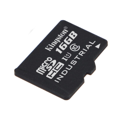 Kingston Industrial Temperature MicroSD UHS-I 16GB SDCIT