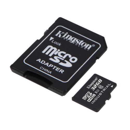 Kingston Industrial Temperature MicroSD UHS-I 32GB SDCIT