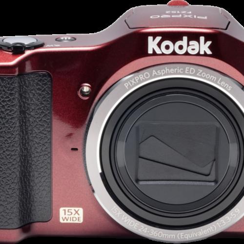 Kodak Friendly Zoom FZ152 red - FZ152 RED