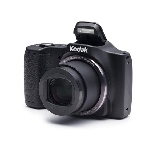 Kodak Friendly Zoom FZ201 black - FZ201 BLACK
