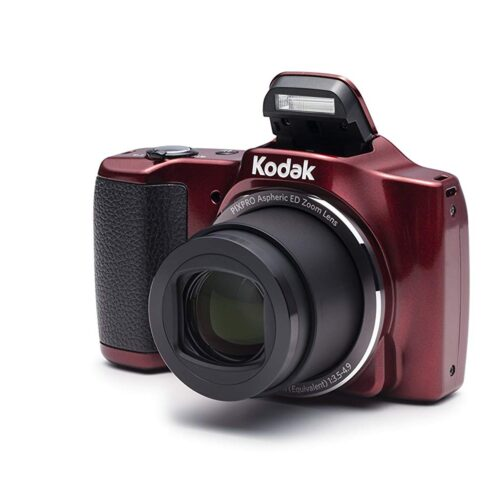 Kodak Friendly Zoom FZ201 red - FZ201 RED