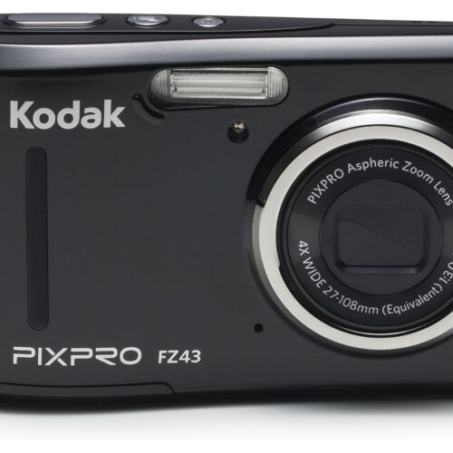 Kodak Friendly Zoom FZ43 black - FZ43 BLACK