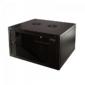 Logilink 19 Wandgehäuse einteilig 6HE 600X560mm, schwarz (W06E66B)