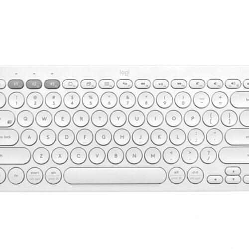 Logitech K380 Multi-Device Bluetooth KB WHITE DEU 920-009584