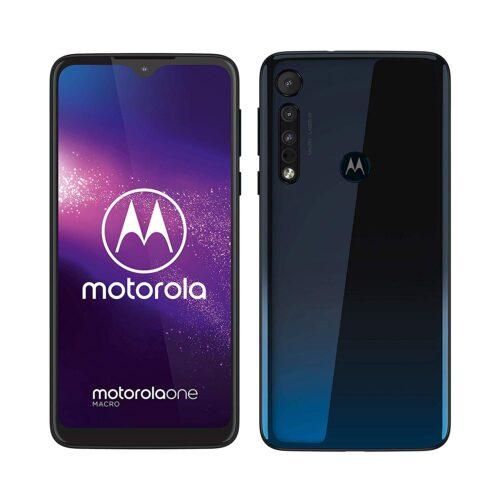 Motorola XT2016-1 one macro Dual Sim 64GB blue DE - PAGS0001DE