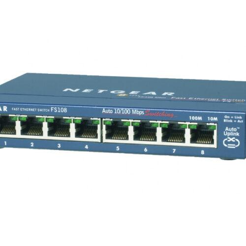 Netgear Switch 8x10