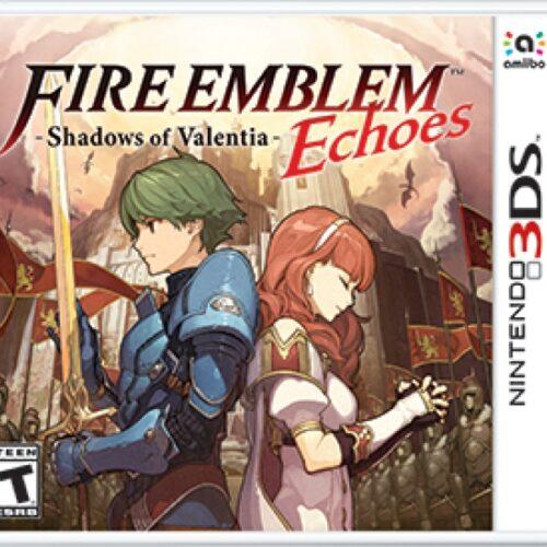 Nintendo 3DS Fire Emblem Echoes Shadows of Valentia 2236940