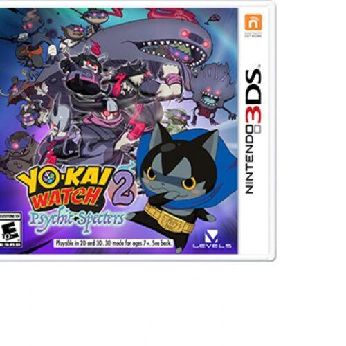 Nintendo 3DS YO-KAI Watch 2 Kräftige Seelen 2236840