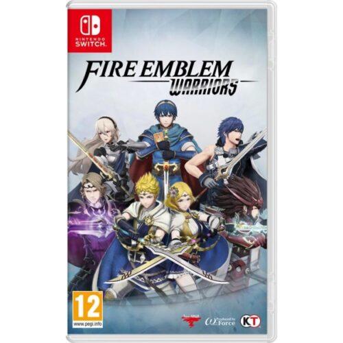 Nintendo Switch Fire Emblem Warriors 2520840