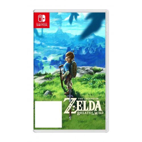 Nintendo Switch Legend of Zelda Breath of the Wild 2520040