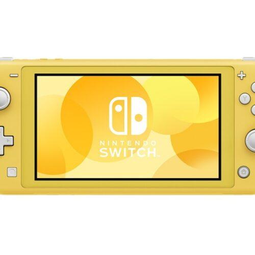 Nintendo Switch Lite Gelb 10002291