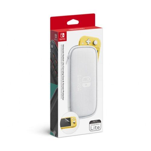 Nintendo Switch Lite Tasche und Schutzfolie 10002757