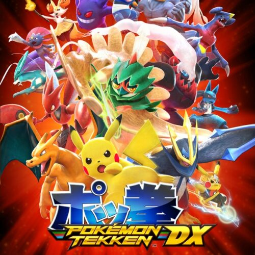 Nintendo Switch Pokemon Tekken DX 2521040