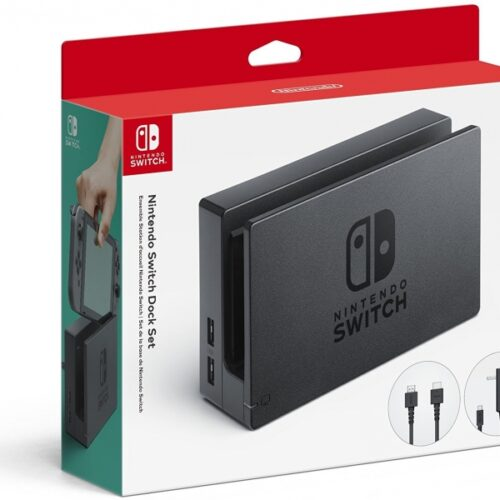 Nintendo Switch-Stationsset 2511666