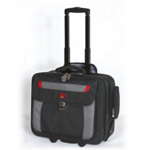 Notebooktasche Sicherheitstasche Modell Venedig mit Rolle SC0084C