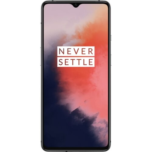 OnePlus 7T Dual Sim 128GB frosted silver EU - 5011100749