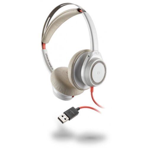 PLANTRONICS BLACKWIRE 7225 BW7225 USB-A WHITE WW 211154-01