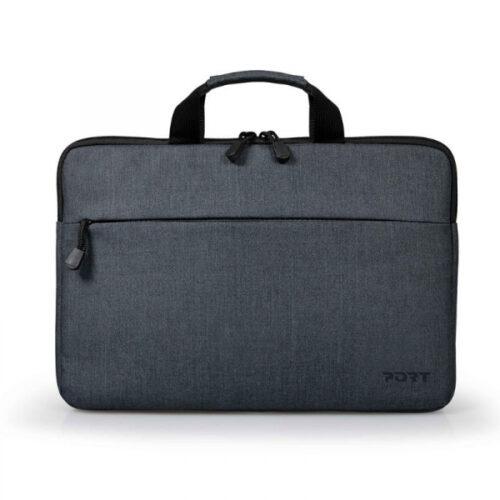 PORT Designs BELIZE - Sleeve case - 39.6 cm (15.6inch) - Shoulder strap - 360 g - Gray 110200