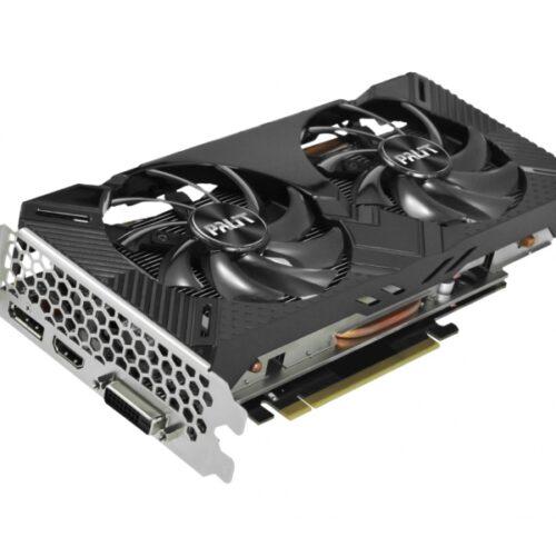 Palit VGA GeForce® GTX 1660 6GB Dual OC NE51660S18J9-1161A