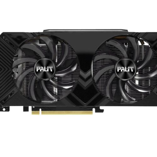 Palit VGA GeForce® GTX 1660 Ti 6GB Dual NE6166T018J9-1160A