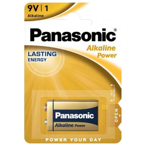 Panasonic Batterie Alkaline E-Block LR61 9V Blister (1-Pack) 6LR61APB