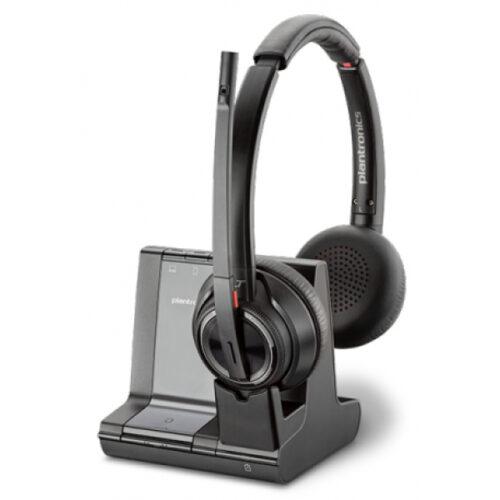 Plantronics Headset Savi W8220-M USB binaural ANC 207326-02