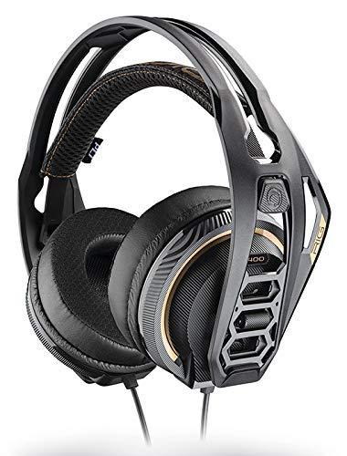 Plantronics RIG 400 Pro HC Gaming Headset, Black