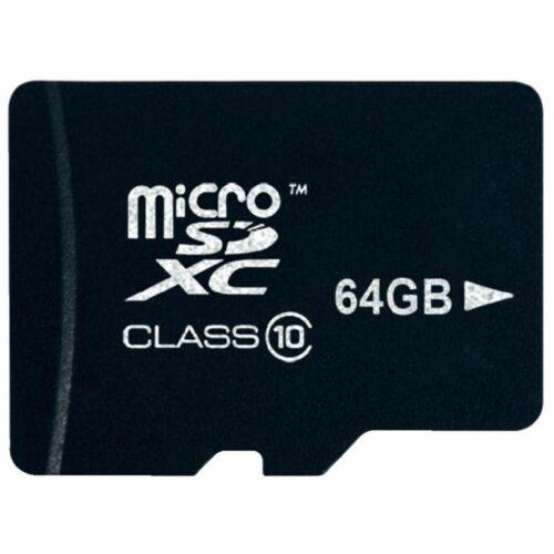 Platinum Micro SDXC 64GB +Adapter CL10
