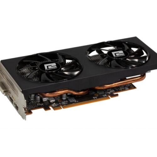 PowerColor VGA Radeon RX 5500XT 8GB GDDR6 AXRX 5500XT 8GBD6-DH