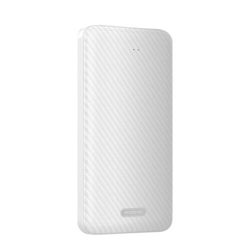 Powerbank 10000 mAh White 2x USB (YK-Design YKP-021)