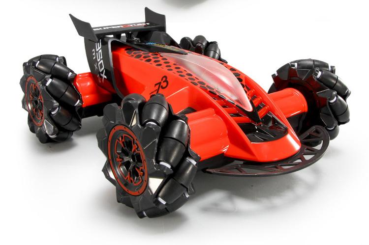 RC Drifter Turbo Stuntcar (Red)