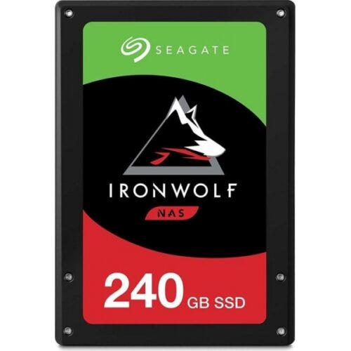 SEAGATE IronWolf NAS SSD 240GB 2,5 ZA240NM10011