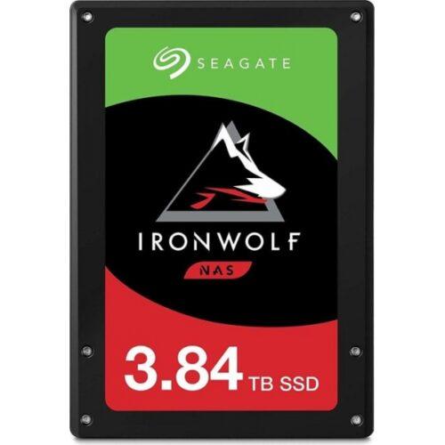 SEAGATE IronWolf NAS SSD 3840GB SATA 2,5 ZA3840NM10011