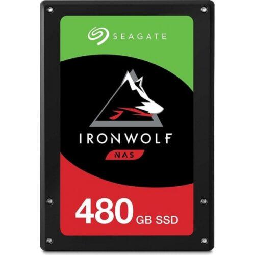 SEAGATE IronWolf  NAS SSD 480GB 2,5 ZA480NM10011