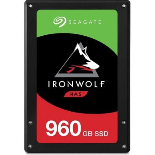 SEAGATE IronWolf  NAS SSD 960GB 2,5 ZA960NM10011