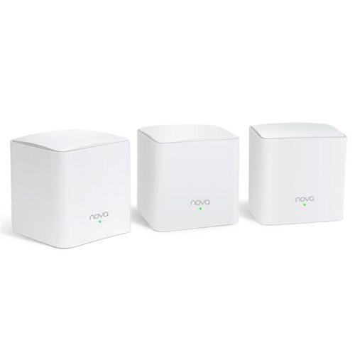 Tenda WL-Router nova MW5C-2 Home Mesh WiFi System 2er Set MW5C-2