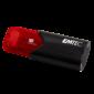 USB FlashDrive 16GB EMTEC B110 Click Easy (Rot) USB 3.2 (20MB