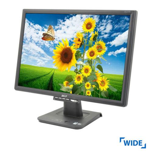"Used Monitor (A-) AL2216W TFT/Acer/22""/1680x1050/Wide/Black/VGA"